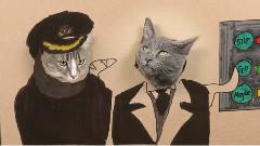 Titanic 猫咪版