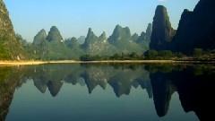 最美中国之桂林山水及龙胜梯田