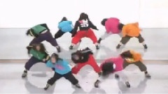 日本女生镜子舞