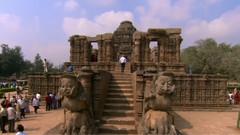 世界文化遗产 印度克久拉霍