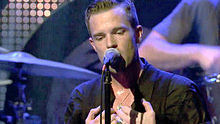 The Killers - Here With Me (Amex UNSTAGED 现场版)